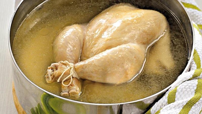 Как да се пречистим пилето от антибиотици и хормони