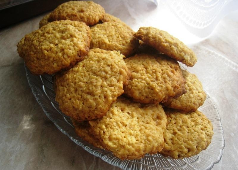 Домашни бисквити от овесена каша