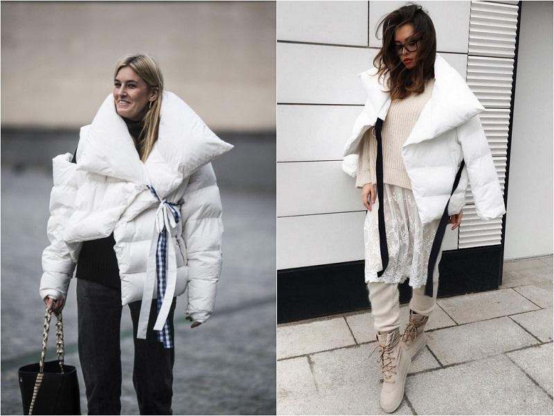 модерни зимни якета 2018-2019