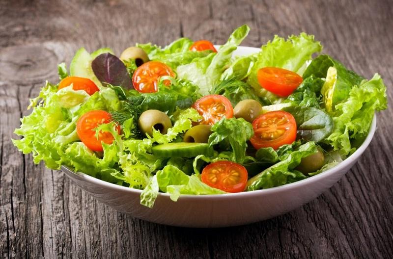 Тридневна диета след Нова година: меню