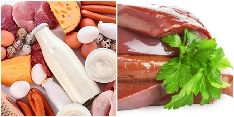 Продукти против мигрена