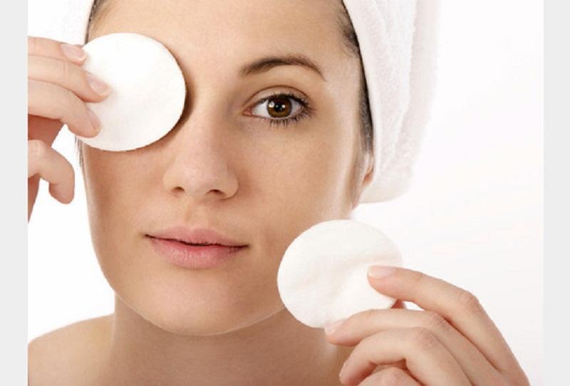 премахване на тъмни кръгове под очите