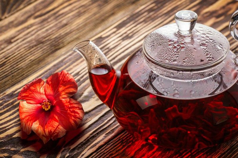 ползи от чая от каркаде