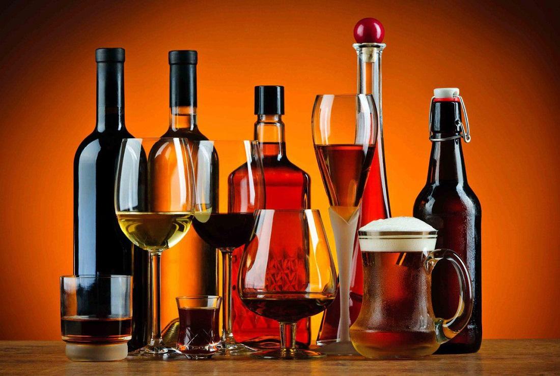 Пиене на алкохол