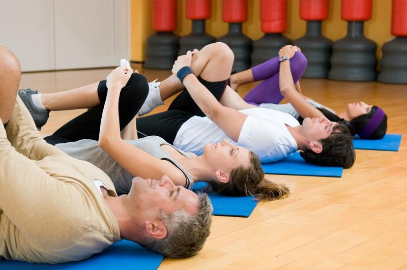 упражнения за болки в гърба