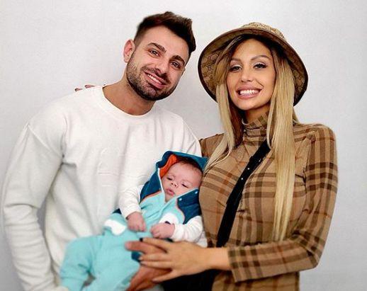Джулиана Гани бебе