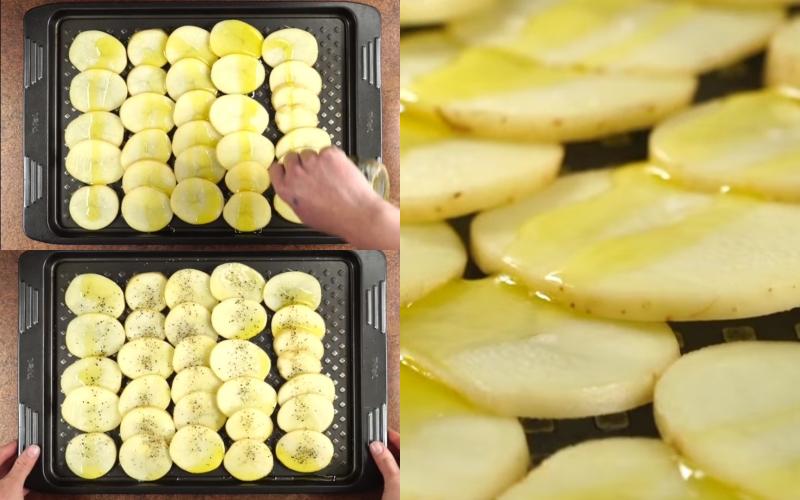 картофи в тавичка