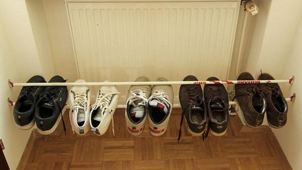 рафт за обувки