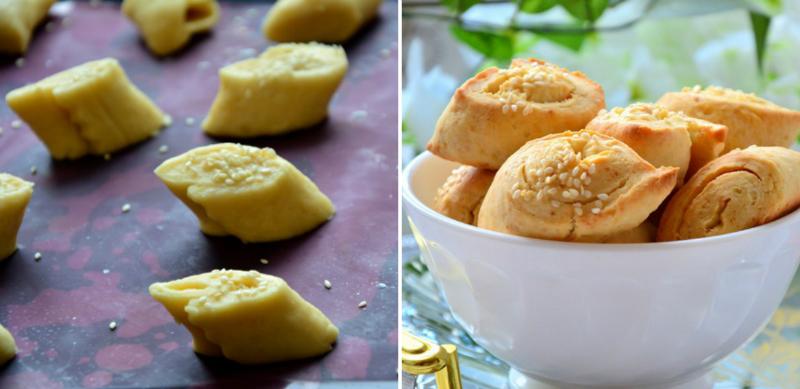 бисквити със сирене