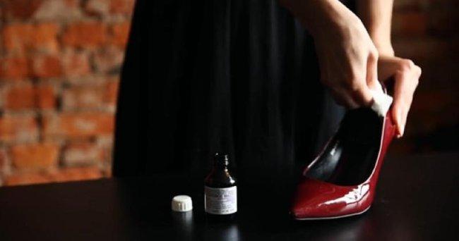 разширяване на тесни обувки