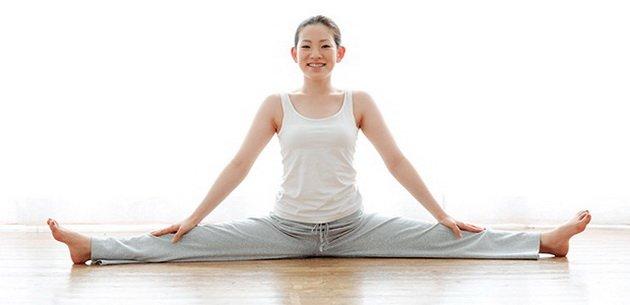 4 упражнения за стегнати крака