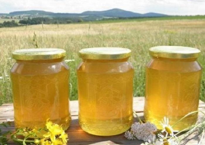 буркани мед