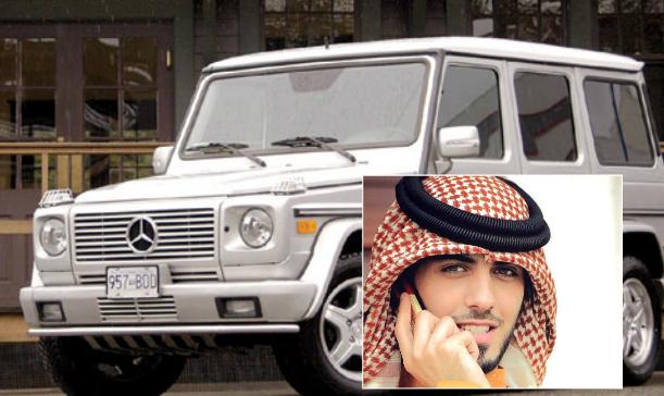 арабин с кола