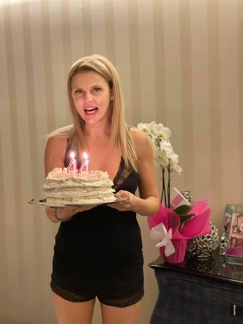 Бояна Шарлопова рожден ден