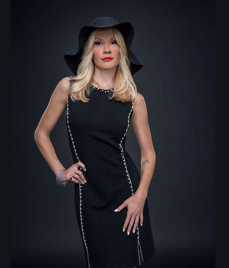 Мария Игнатова модел