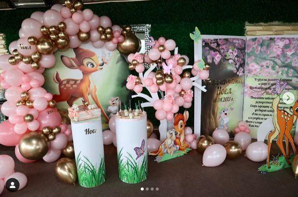 розово бебешко парти