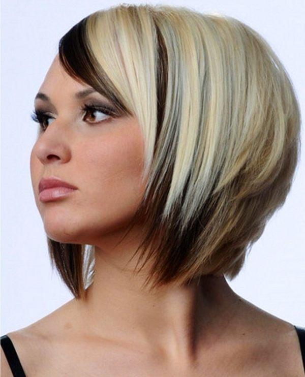 контрастни цветове в косите