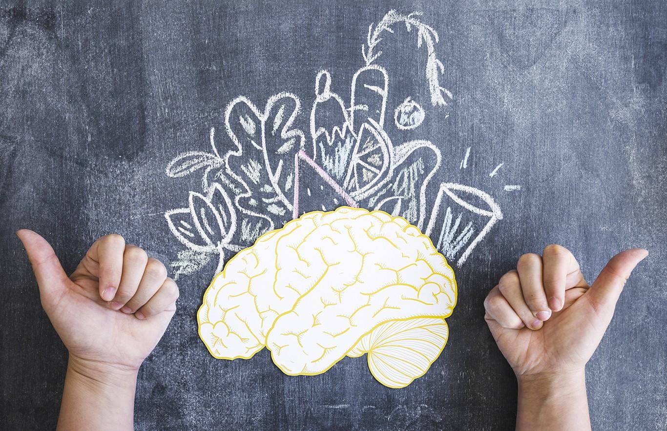 мозък храна