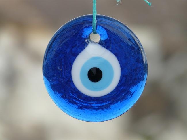 синьо око