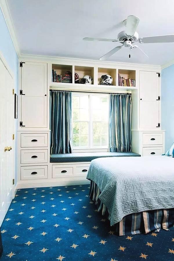 оригинален шкаф за прозорец