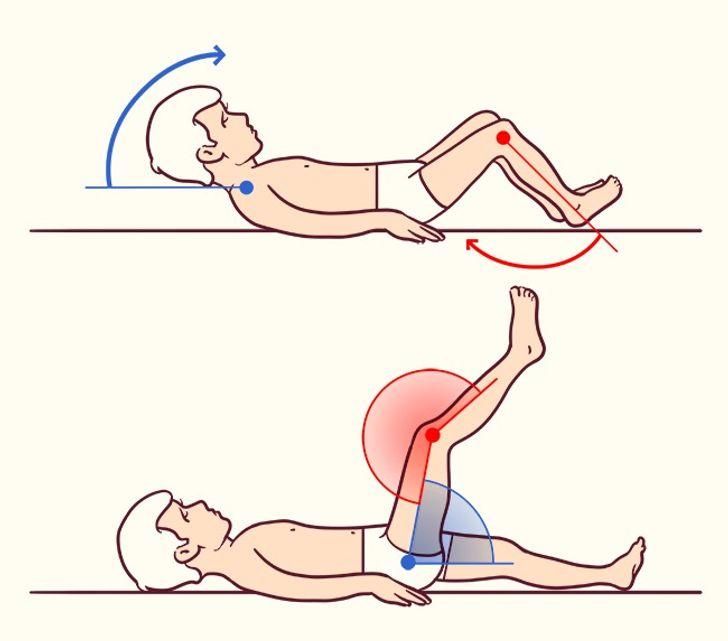 упражнения за шия