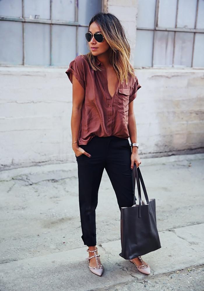 панталони с бизнес стил