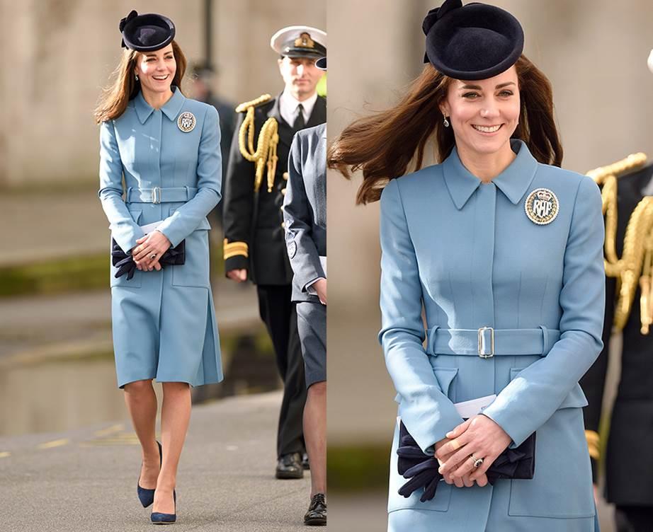 Стилът на херцогиня Кейт