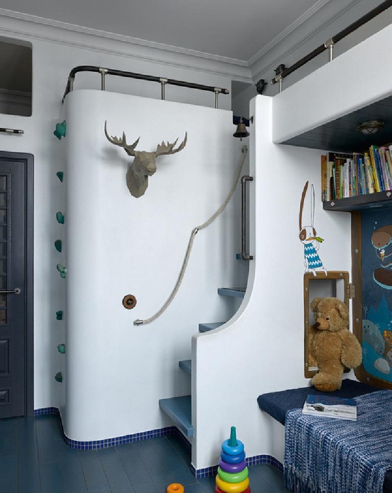 Дизайн на малкия апартамент