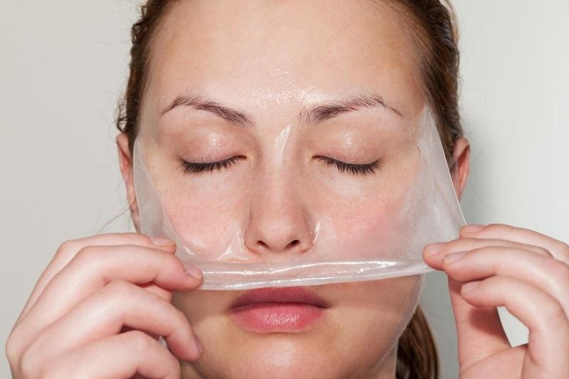 как да направите маска от желатин