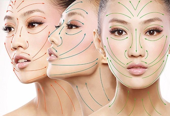 предотвратяване на бръчки по лицето