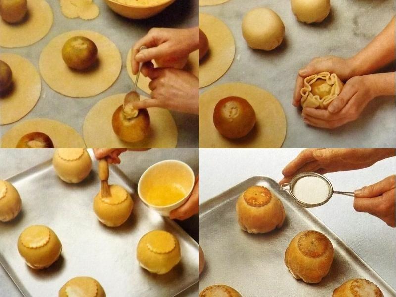 красиви начини за оформяне на тесто