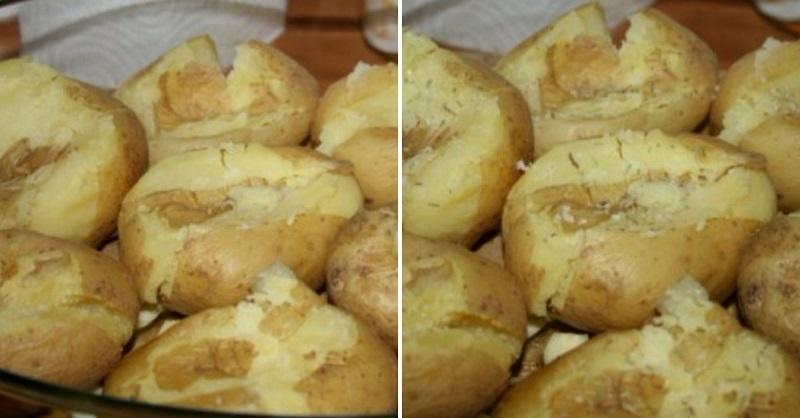 рецепта за картофи
