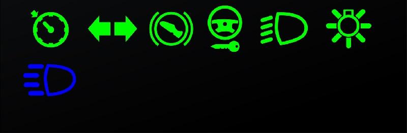 Икони на таблото за управление