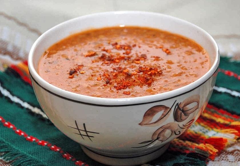 детокс-супа с леща