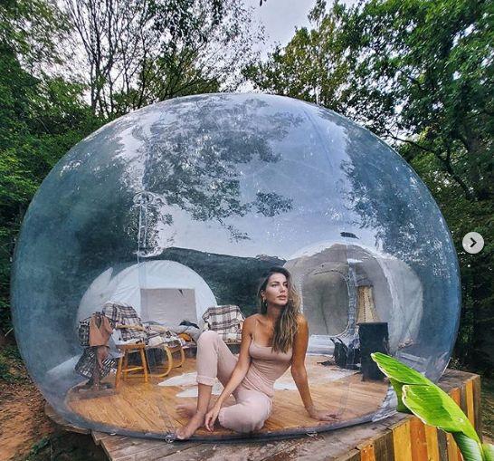 Алекс Петканова къща-балон