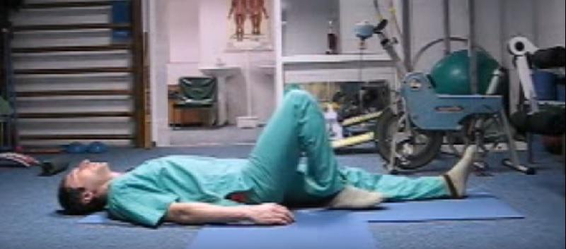 Упражнения при дискова херния - Move&Flex