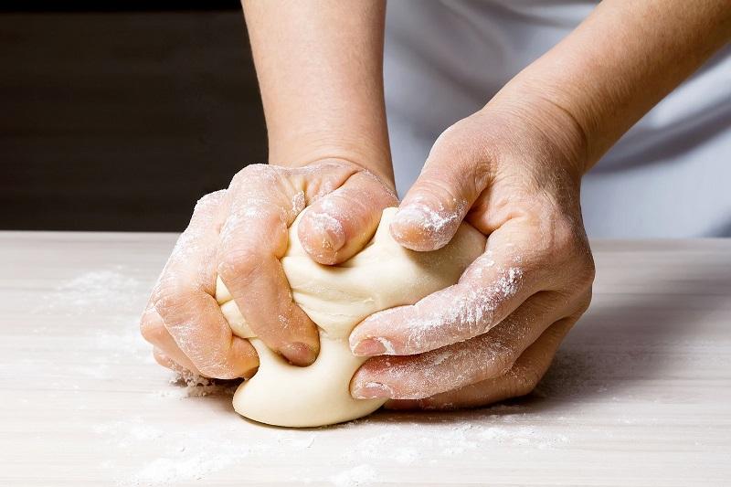 Тесто за пица без мая