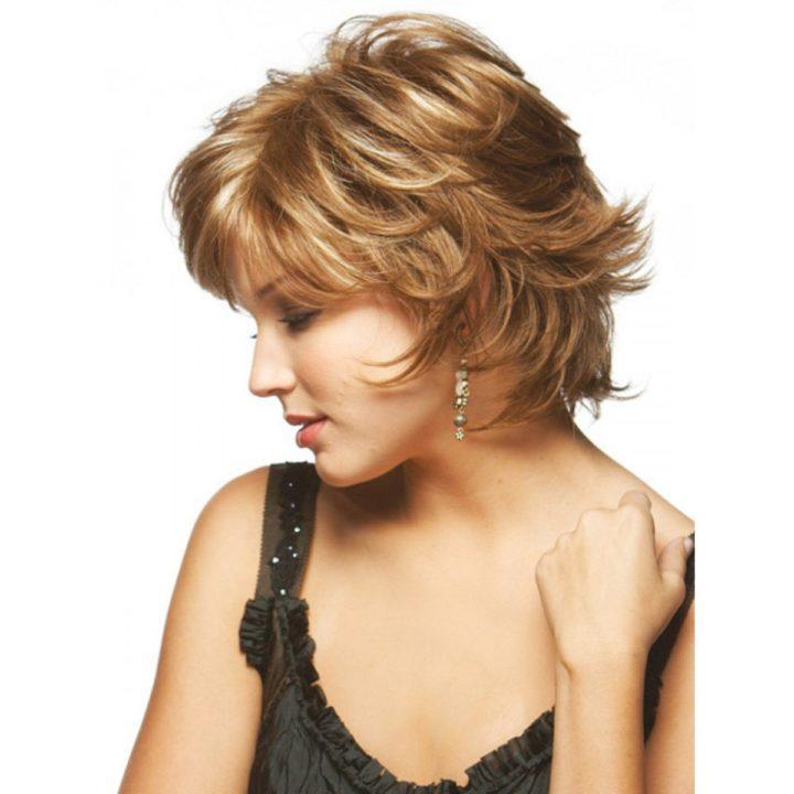 прическа рапсодия на къса коса