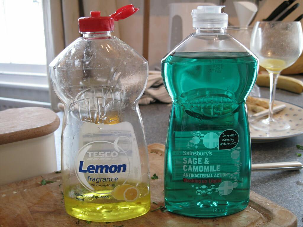 течен сапун