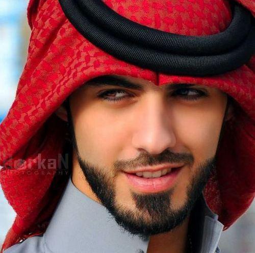 Омар Боркан красавец