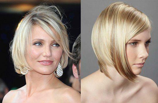 Модерни опции за фина коса