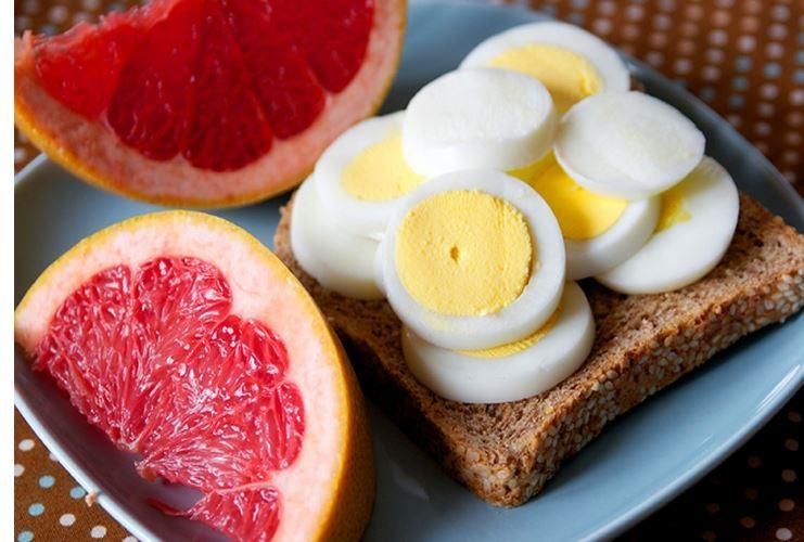 сандвич с яйца