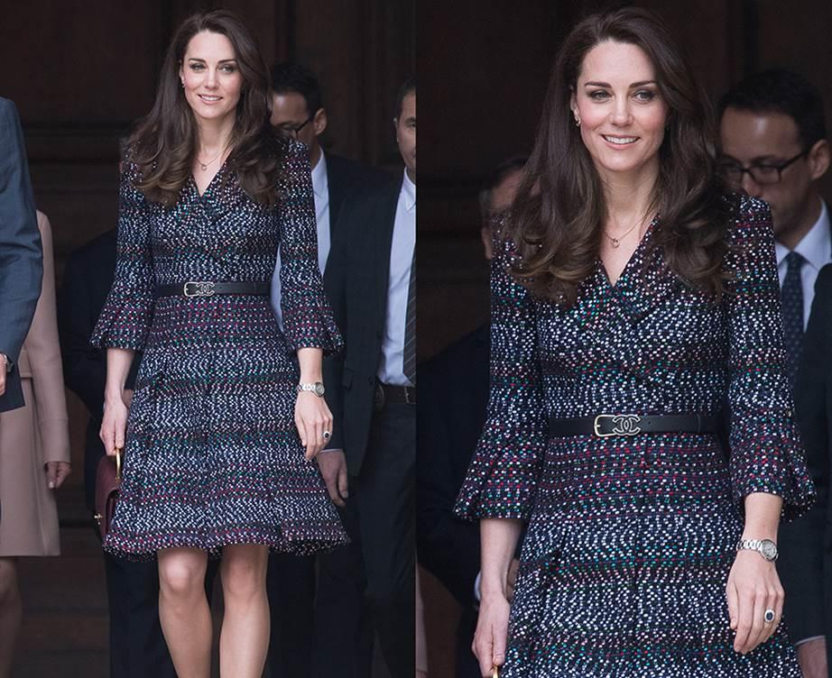 как се облича Кейт
