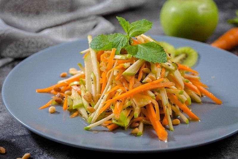 [диета от моркови за отслабване]