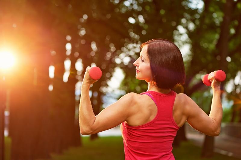 ръчни упражнения бицепс трицепс