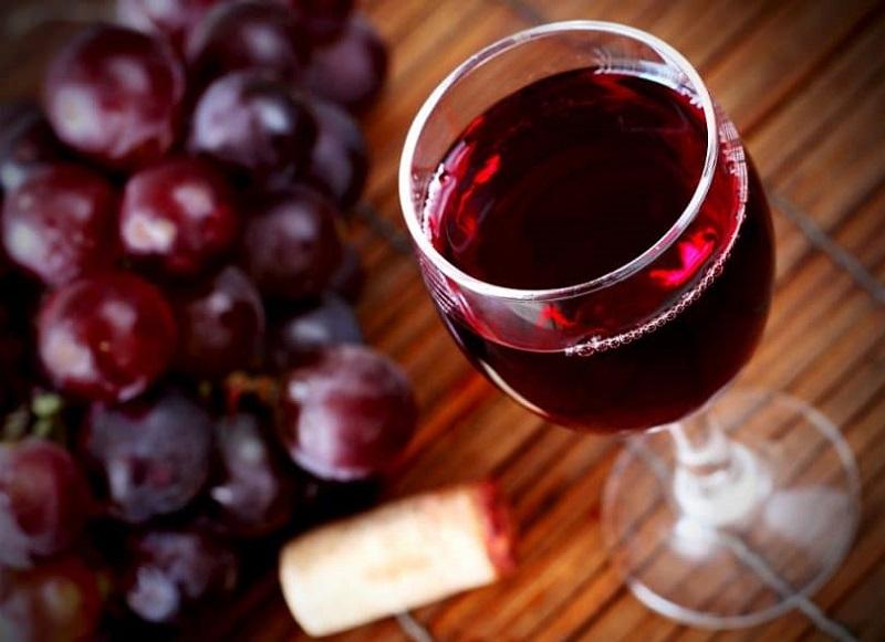 полза от виното
