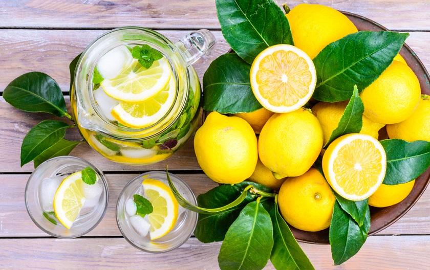 лимони- алкални храни