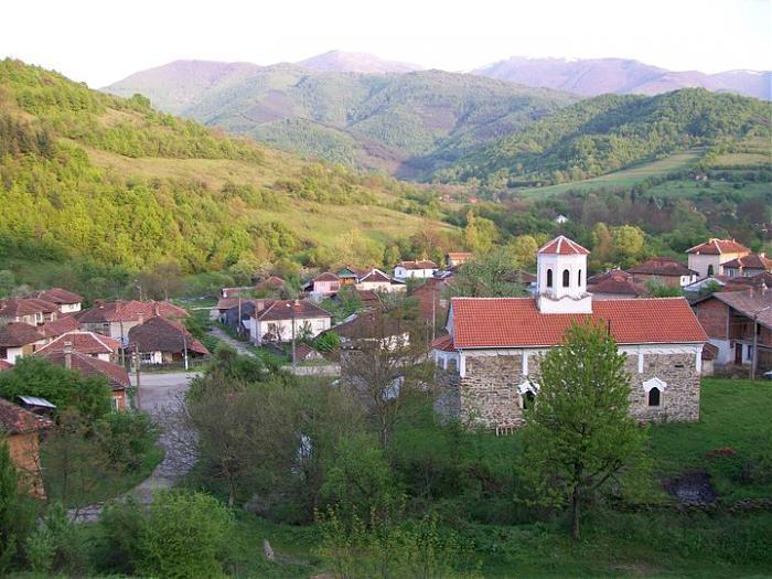 село Дълги дел