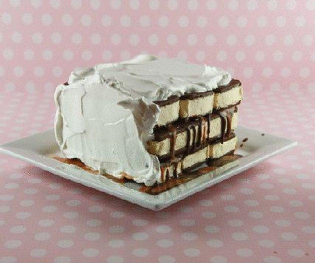 сладоледена торта за 5 минути 2