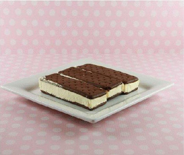 сладоледена торта за 5 минути